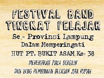 Festival Band Tingkat Pelajar
