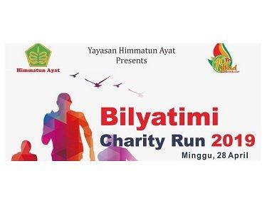 Bilyatimi Charity Run 2019