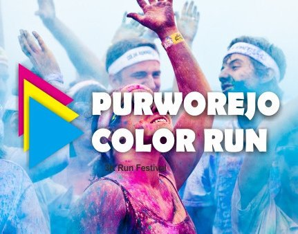 Purworejo Color Run 2019
