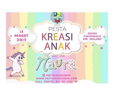 Pesta Kreasi Anak 2019
