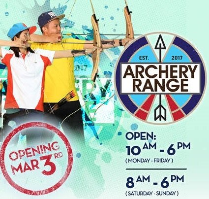 SMB Archery Range