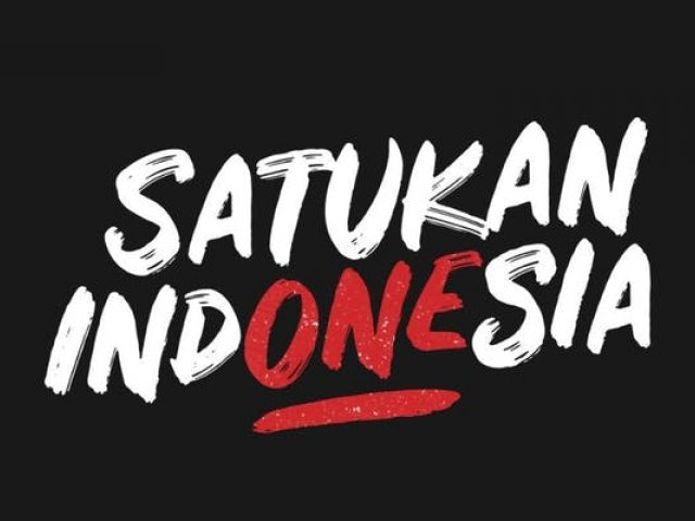 Millenial Bersatu, Indonesia Maju