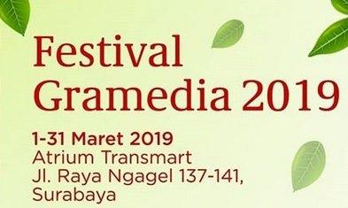Festival Gramedia 2019 Surabaya