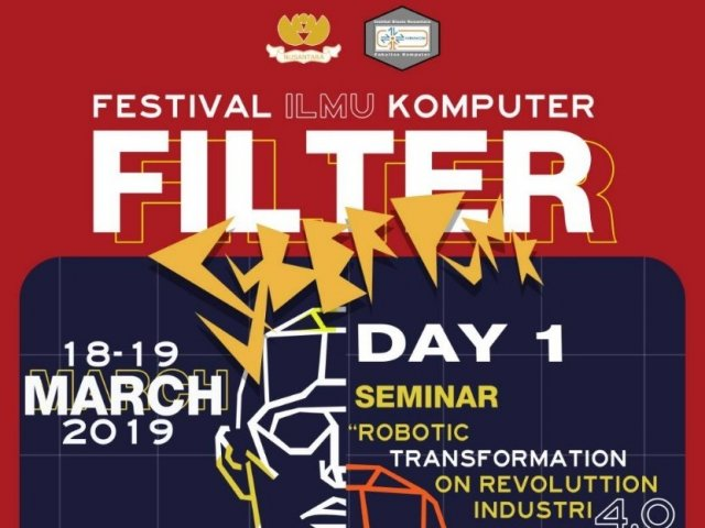 Filter Festival ilmu komputer 2019