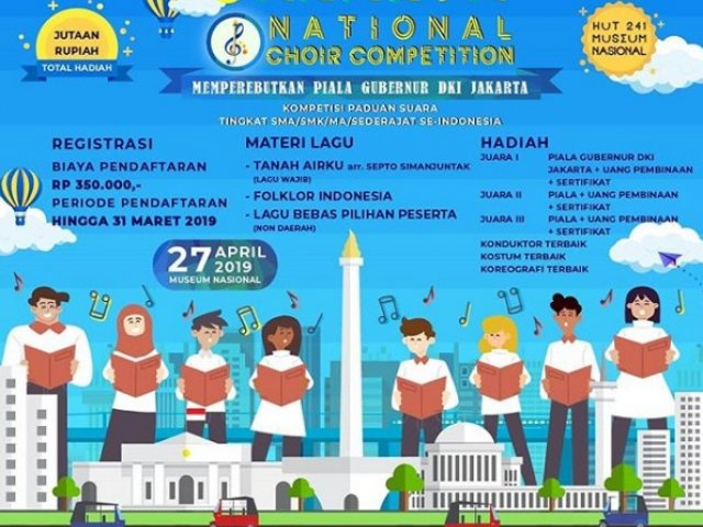 Jakarta National Choir Competition