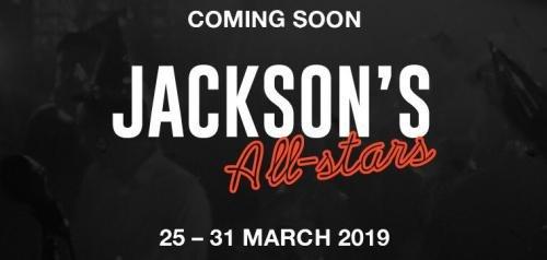 JACKSON'S ALL-STARS