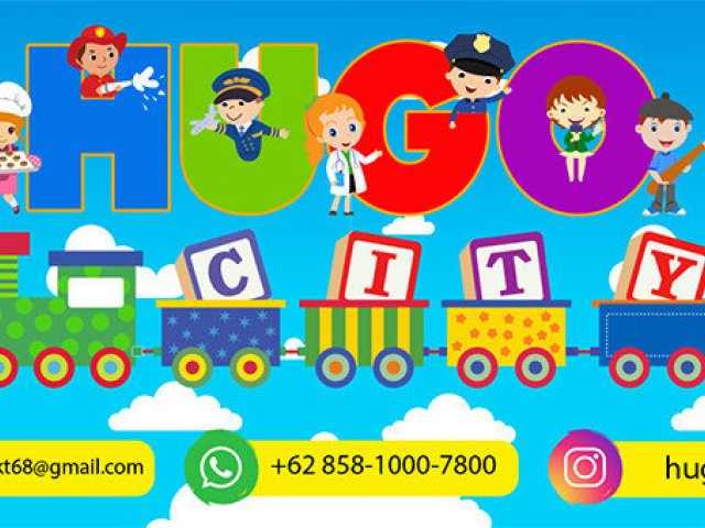 Fun place for education Play ground