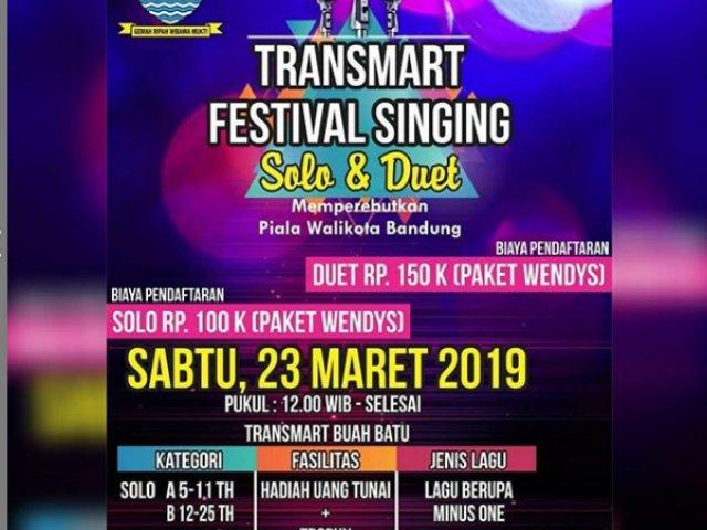 Transmart Festival & Singing Solo & Duet