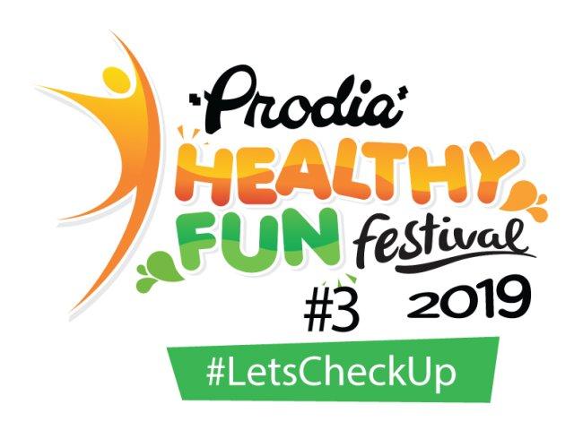 Prodia Healthy Fun Festival