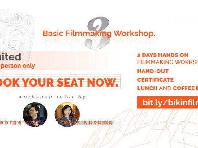 Basic Filmmaking Workshop 2019