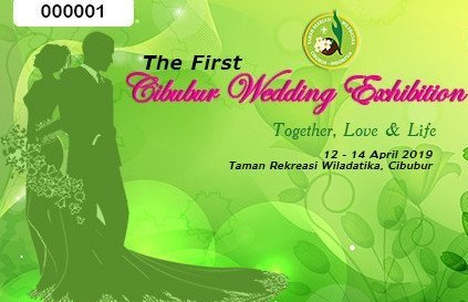 CIBUBUR WEDDING EXHIBITION