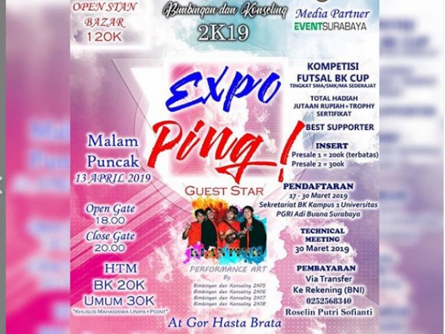 EXPO PING! 2019