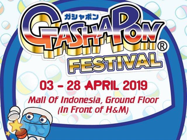Gashapon Festival 2019