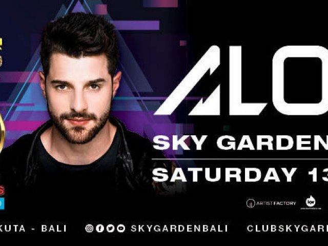 ALOK at Sky Garden Bali Indonesia