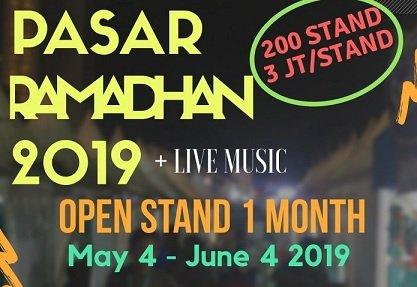 Pasar Ramadhan 2019