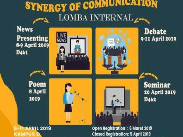 Festival Komunikasi UG 2019
