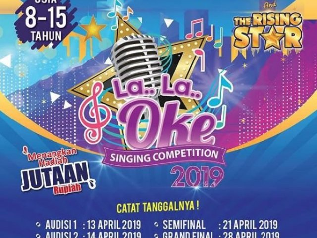 La La Oke Singing Competition 2019