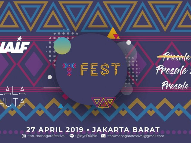 TARUMANAGARA FESTIVAL 2019