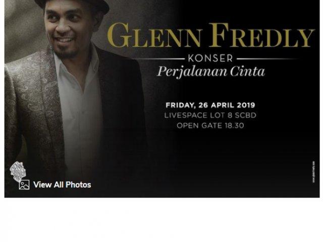 Konser Perjalanan Cinta Glenn Fredly