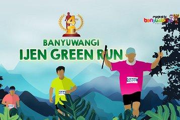 Banyuwangi Ijen Green Run 2019