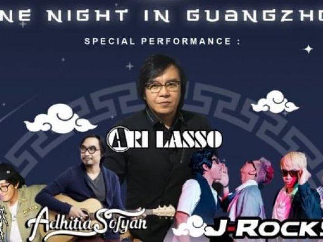 ONE NIGHT IN GUANGZHOU