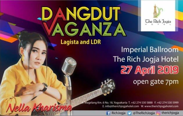 Dangdut Vaganza Nella Kharisma Lagista Dan LDR Yogyakarta