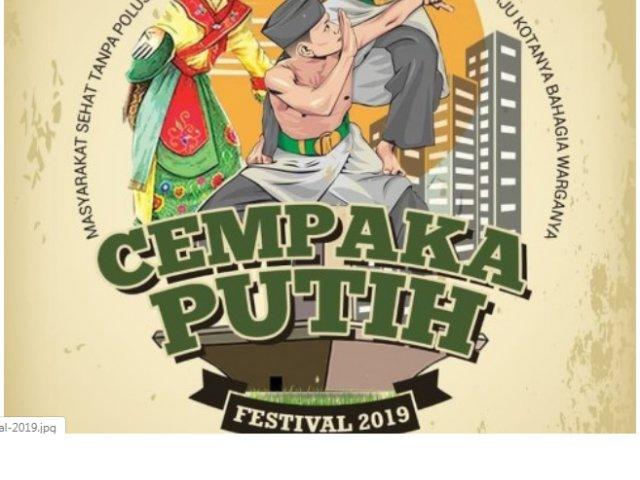 Cempaka Putih Festival 2019