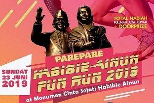 Habibie Ainun Fun Run