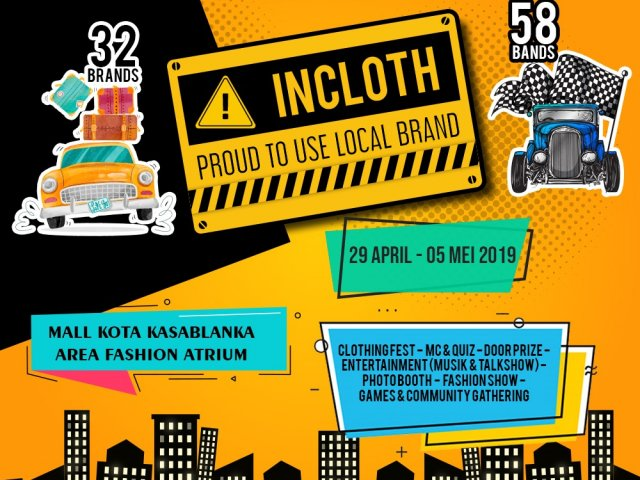Indoor Clothing Festival