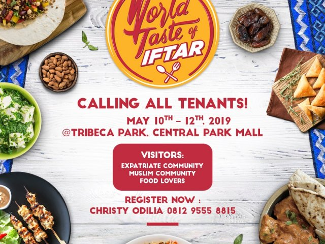 World Taste and Iftar 2019