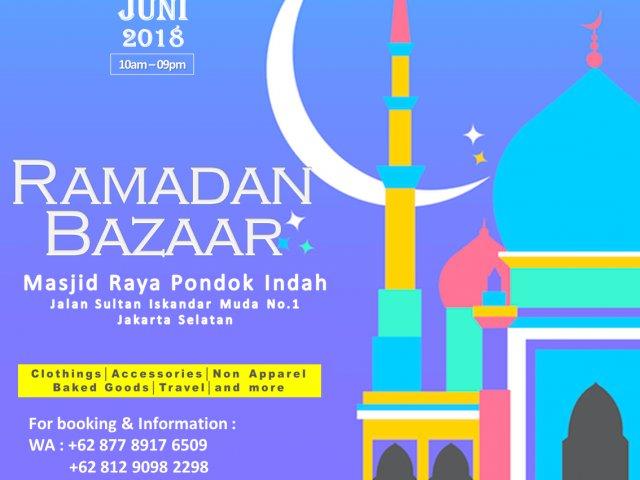 Ramadan Bazaar Jakarta