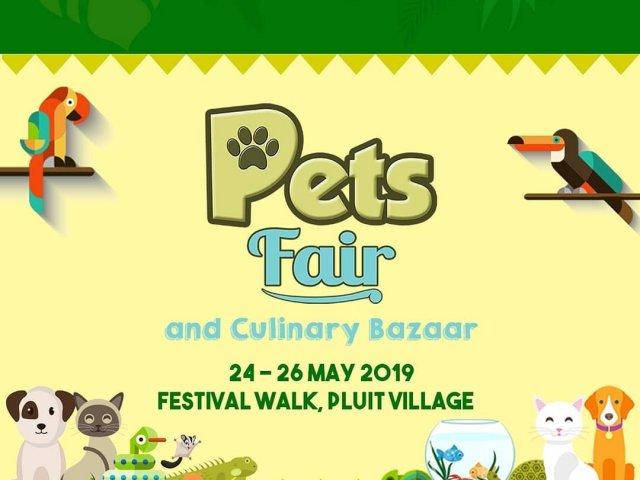 Pets Fair & Culinary Bazaar 2019