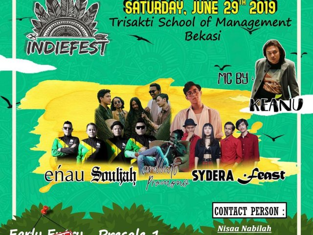INDIEFEST 2019