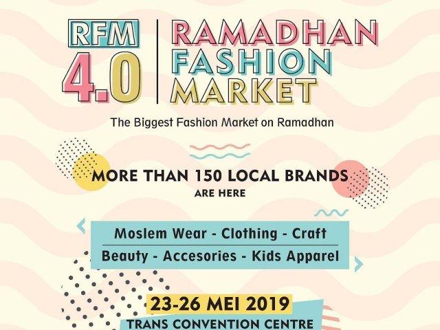 Ramadhan Fashion Market 4.0