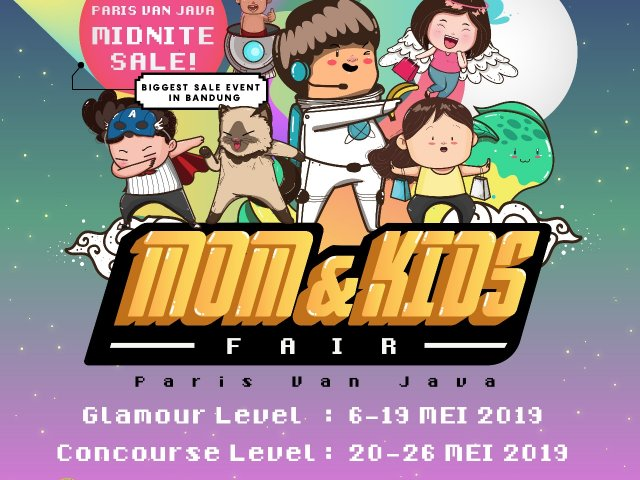 Mom & Kids Fair 2019