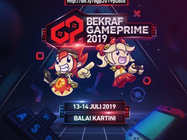 BEKRAF Game Prime 2019