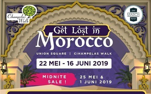 Get Lost in Morocco
