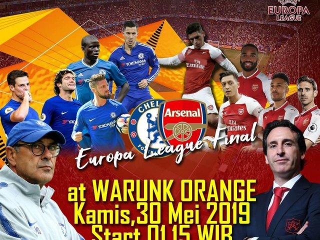 Europa League Final Bekasi