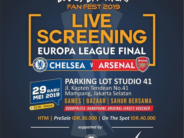 Final Europe Leugue Jakarta Selatan
