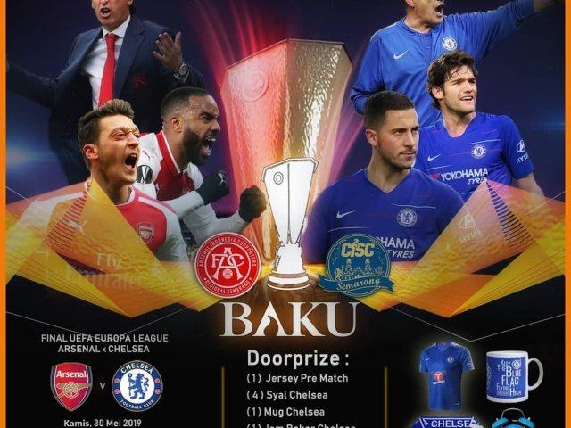Final Europe Leugue Semarang