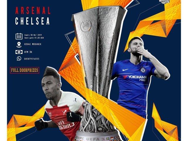 Europa League Final Jogja