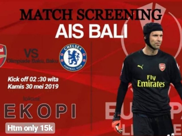 Europa League Final bali