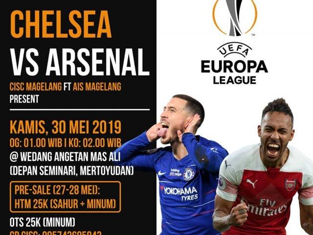 Final Europa League Magelang