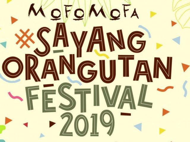Sayang Orangutan Festival