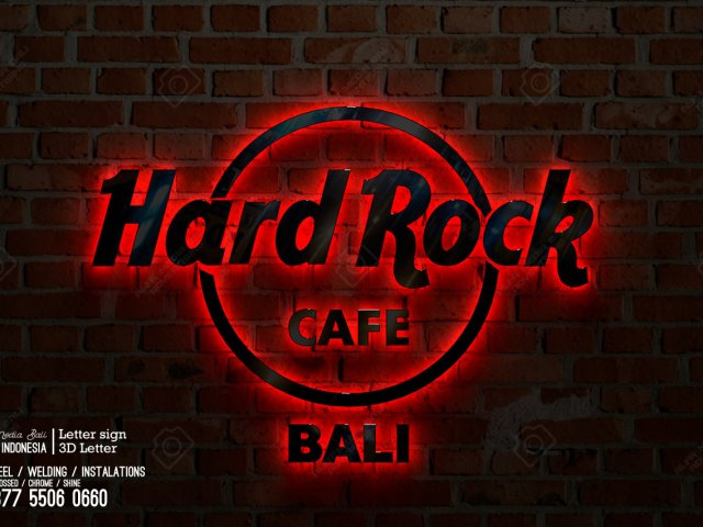The Sigit live at Hard Rock Cafe Bali