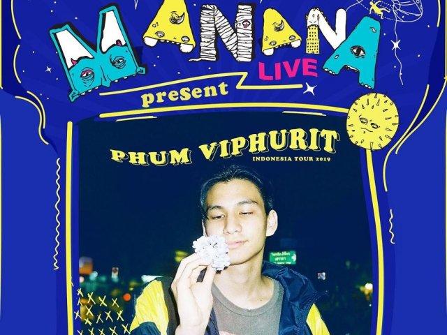 Manana Live Bandung