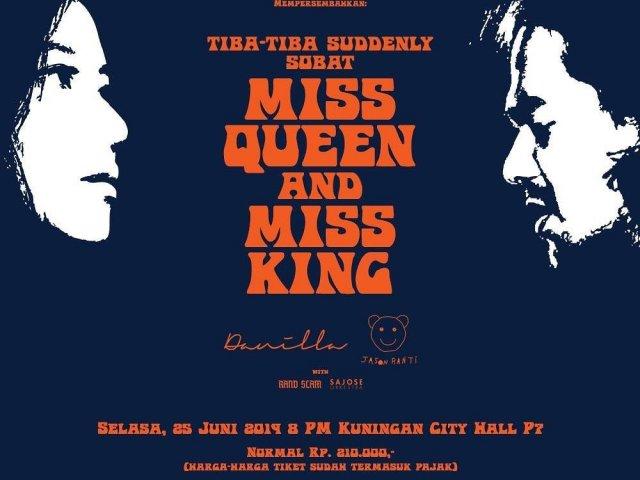 Tiba-Tiba Suddenly Sobat Missqueen & Missking