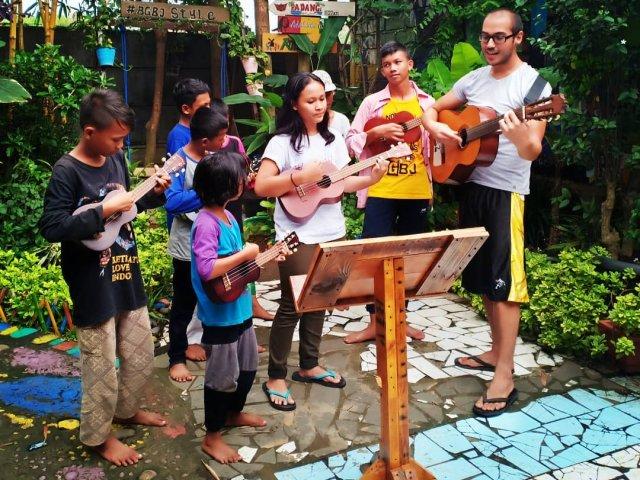 Make Music Day - Bantar Gebang