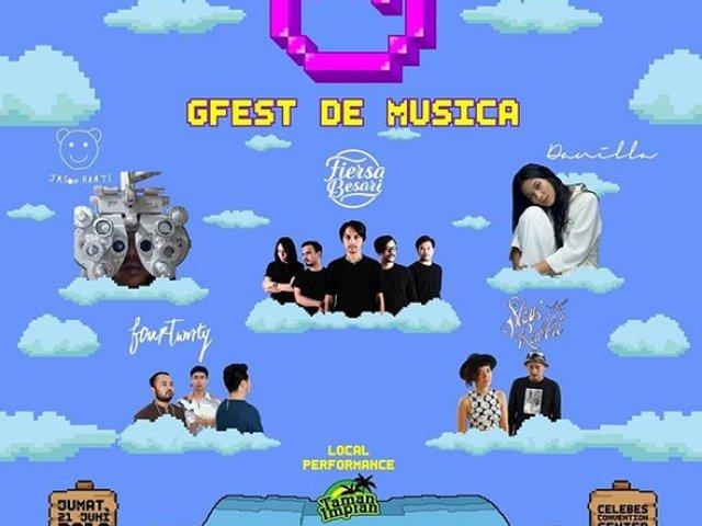 GFEST DE MUSICA