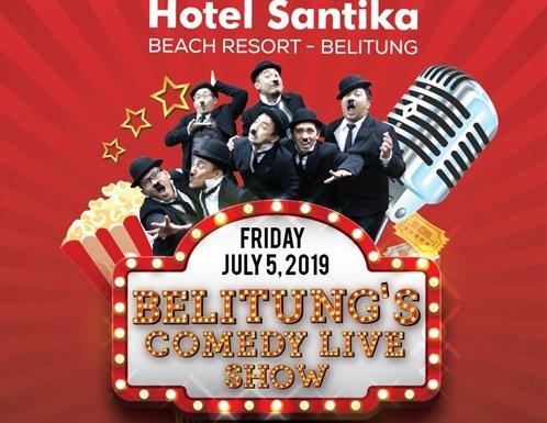 Belitung Comedy Live Show